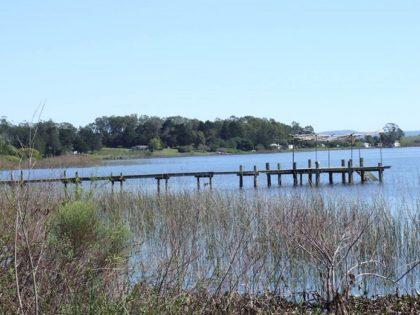Laguna del Diario – Lagoon